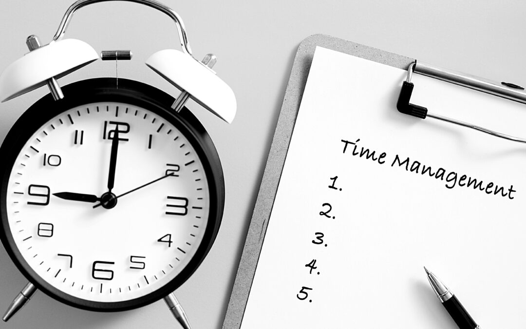 Create More Time in Your Day