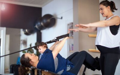 How to Take Maternity Leave as a Pilates Teacher