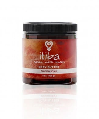 Itiba beauty's crucian spice body butter for caribbean skincare
