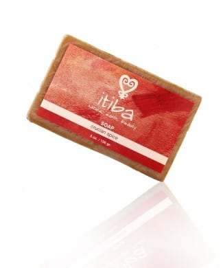 Itiba crucian spice essential oil soap
