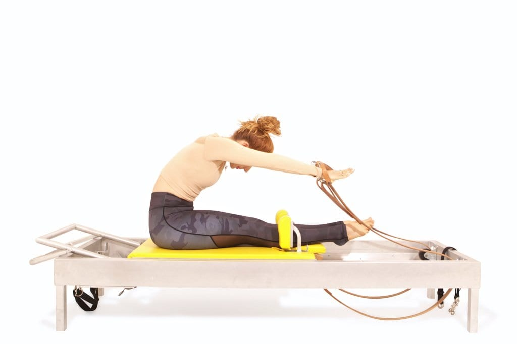 Rowing 1 and 2 on the Reformer | Online Pilates Classes