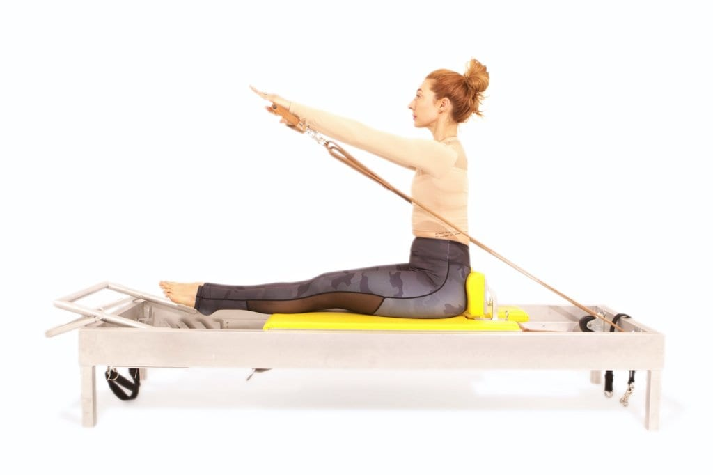 Rowing 3 and 4 on the Reformer | Online Pilates Classes