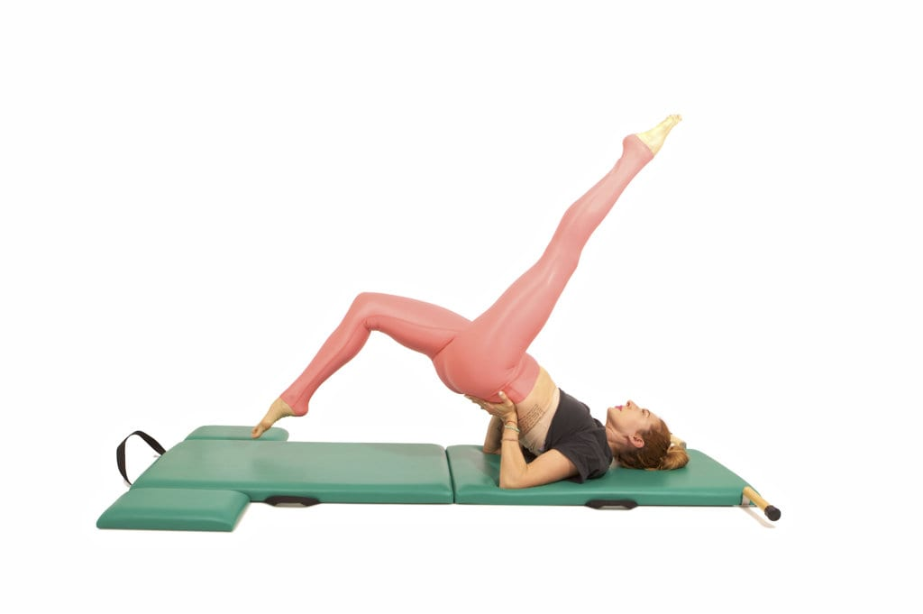 Pilates High Bicycle on the Mat | Online Pilates Classes