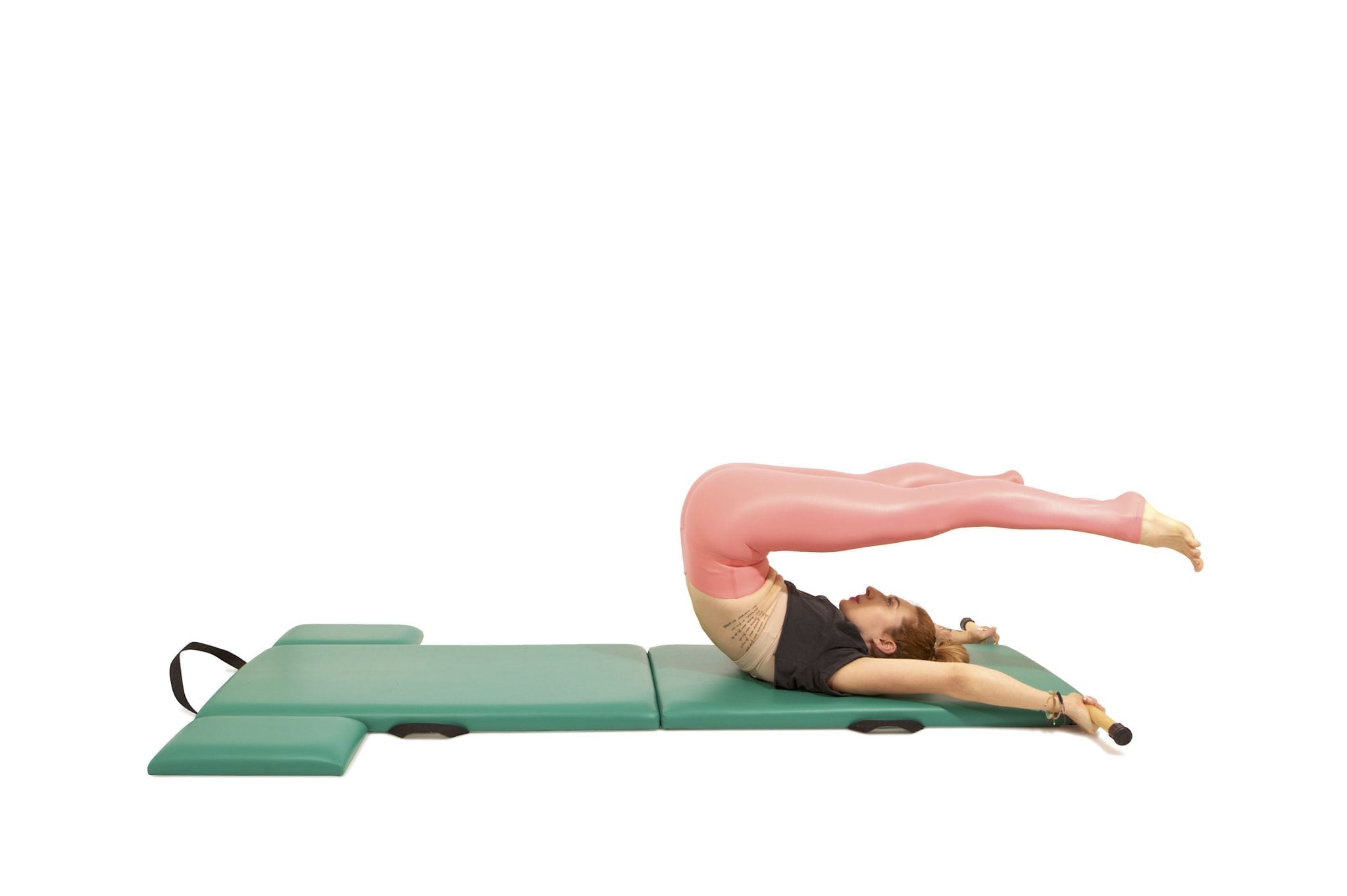 Pilates Roll Over on the Mat | Online Pilates Classes