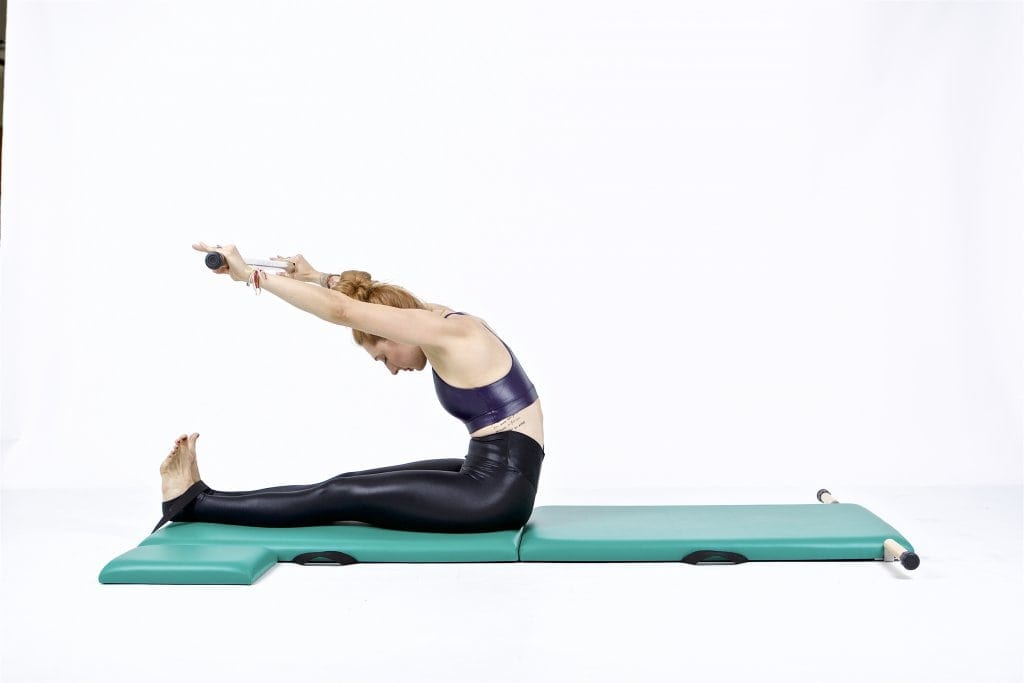 Roll Up on the Mat | Online Pilates Classes