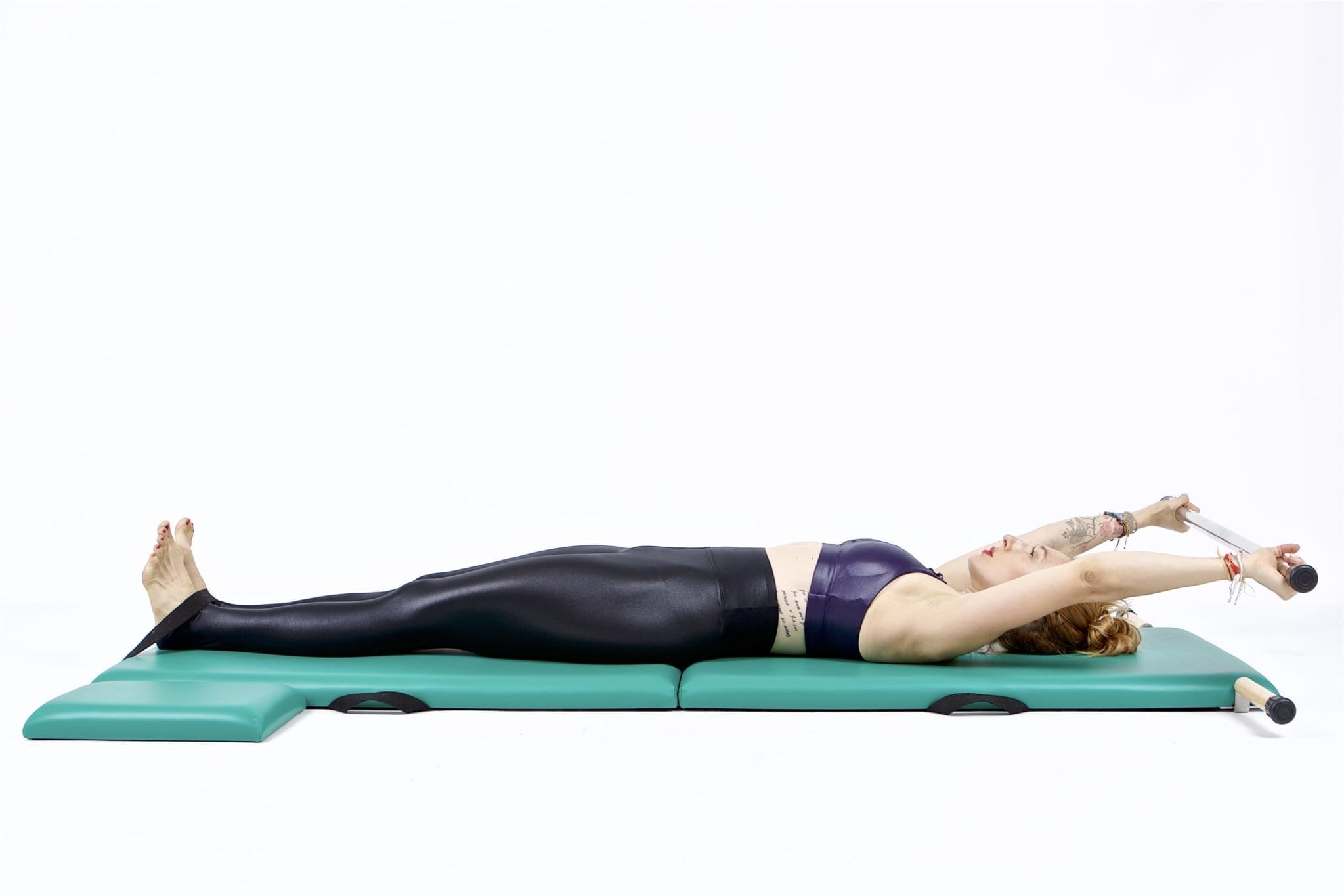 How to do the Pilates Roll Up | Online Pilates Classes