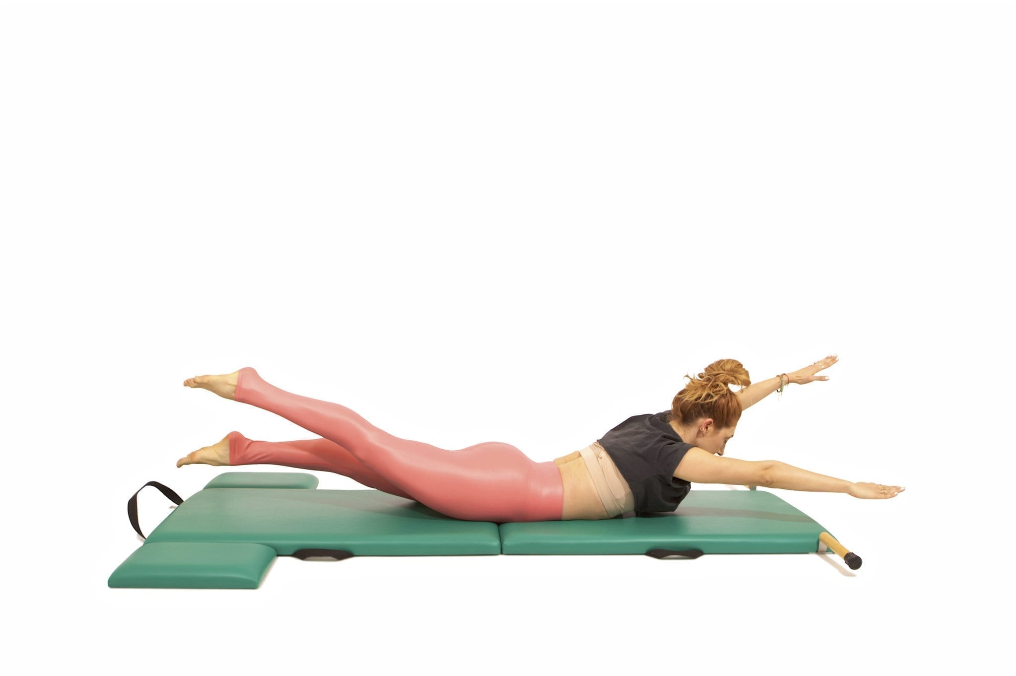 Swimming on the Mat | Online Pilates Classes
