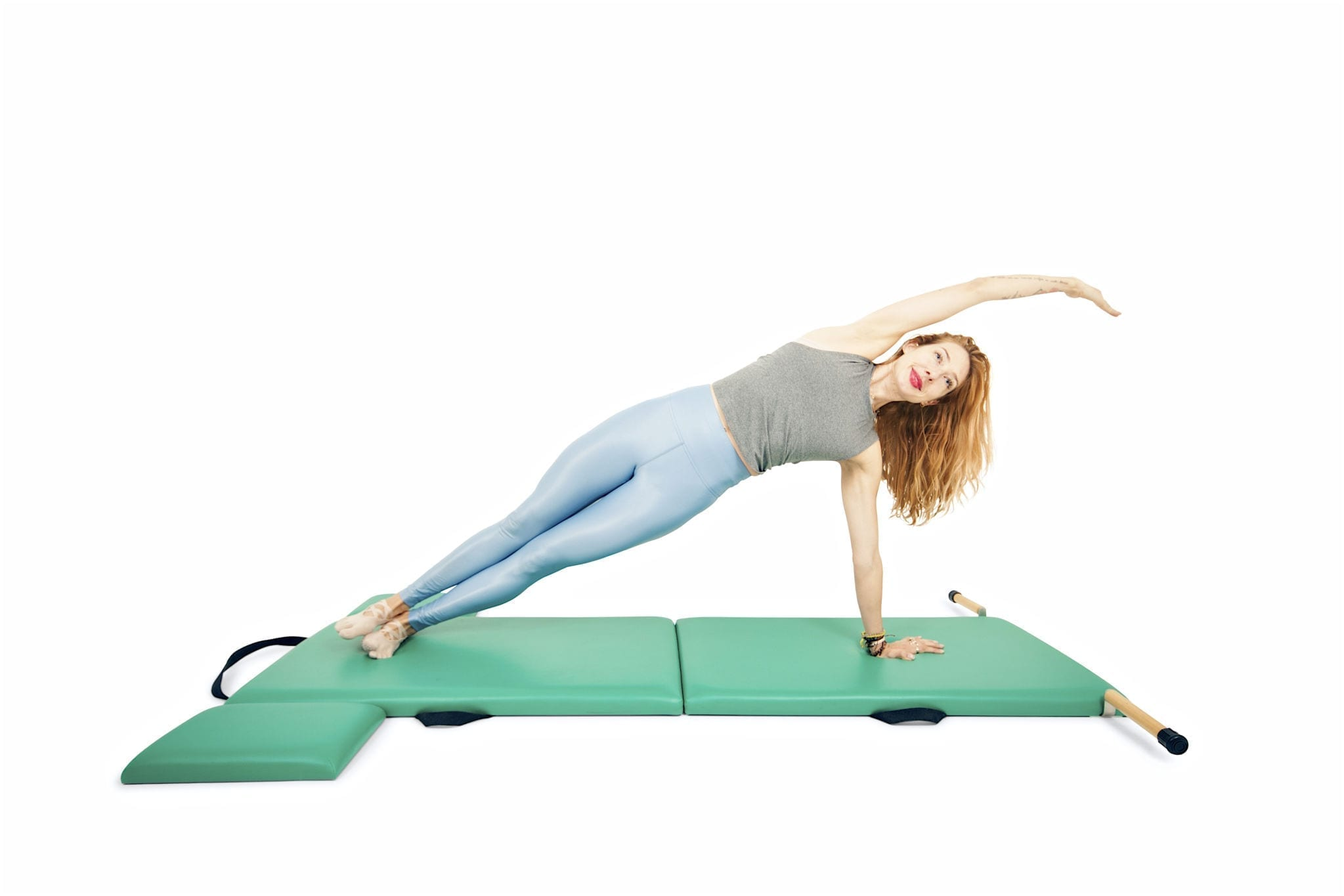 Side Bend on the Mat | Online Pilates Classes