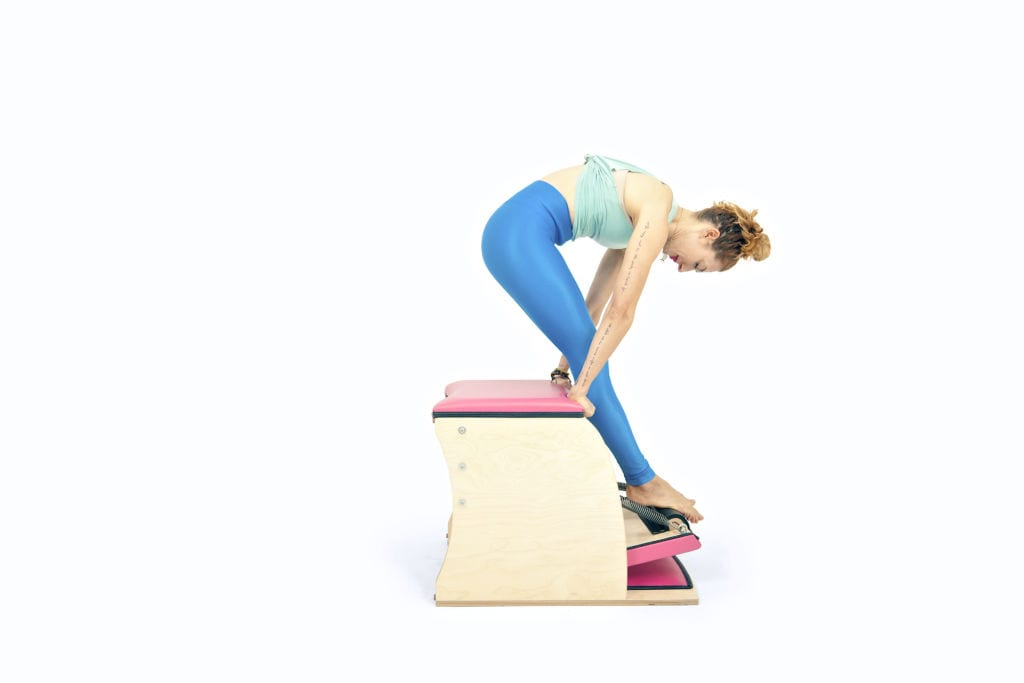 Tendon Stretch on the Wunda Chair | Online Pilates Classes