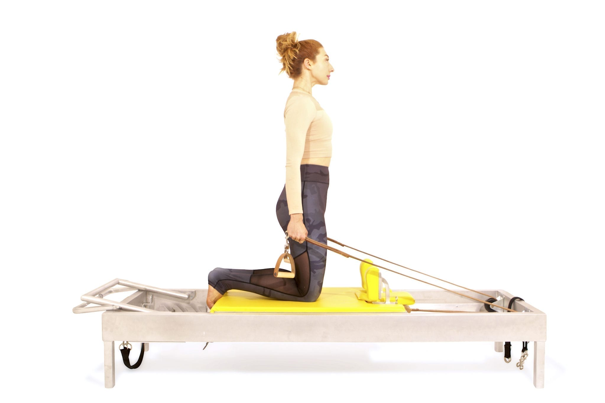 Chest Expansion on the Reformer | Online Pilates Classes
