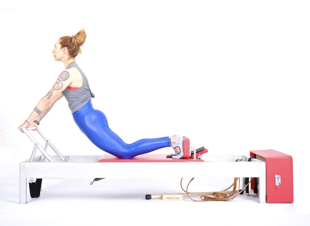 Down Stretch on the Reformer | Online Pilates Classes