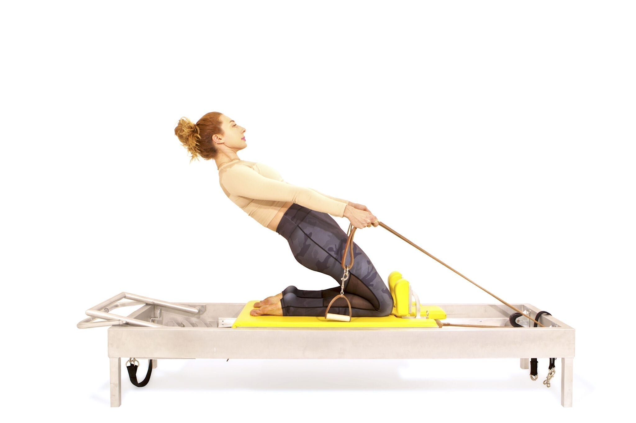 Thigh Stretch on the Reformer | Online Pilates Classes