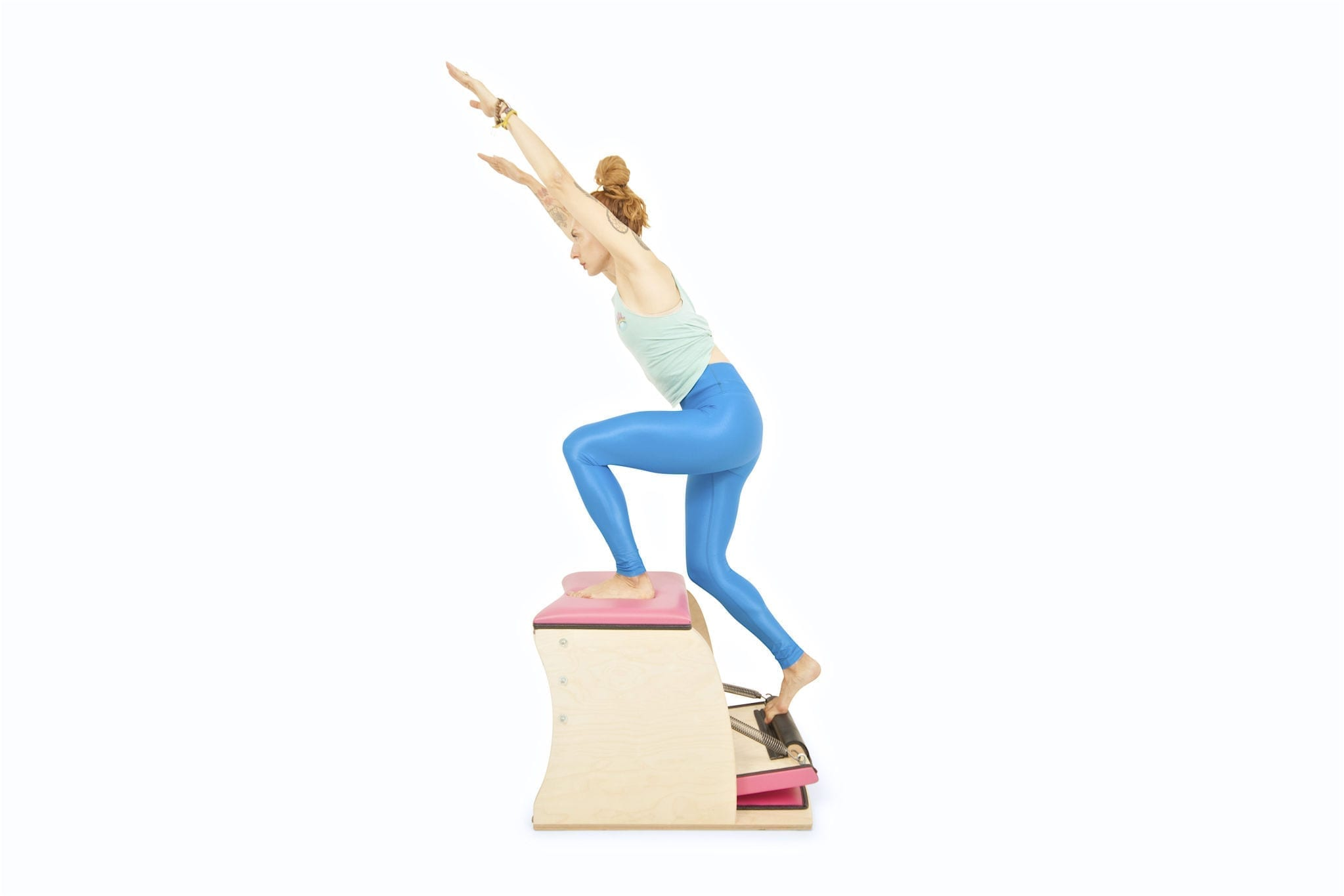 Mountain Climber on the Wunda Chair | Online Pilates Classes