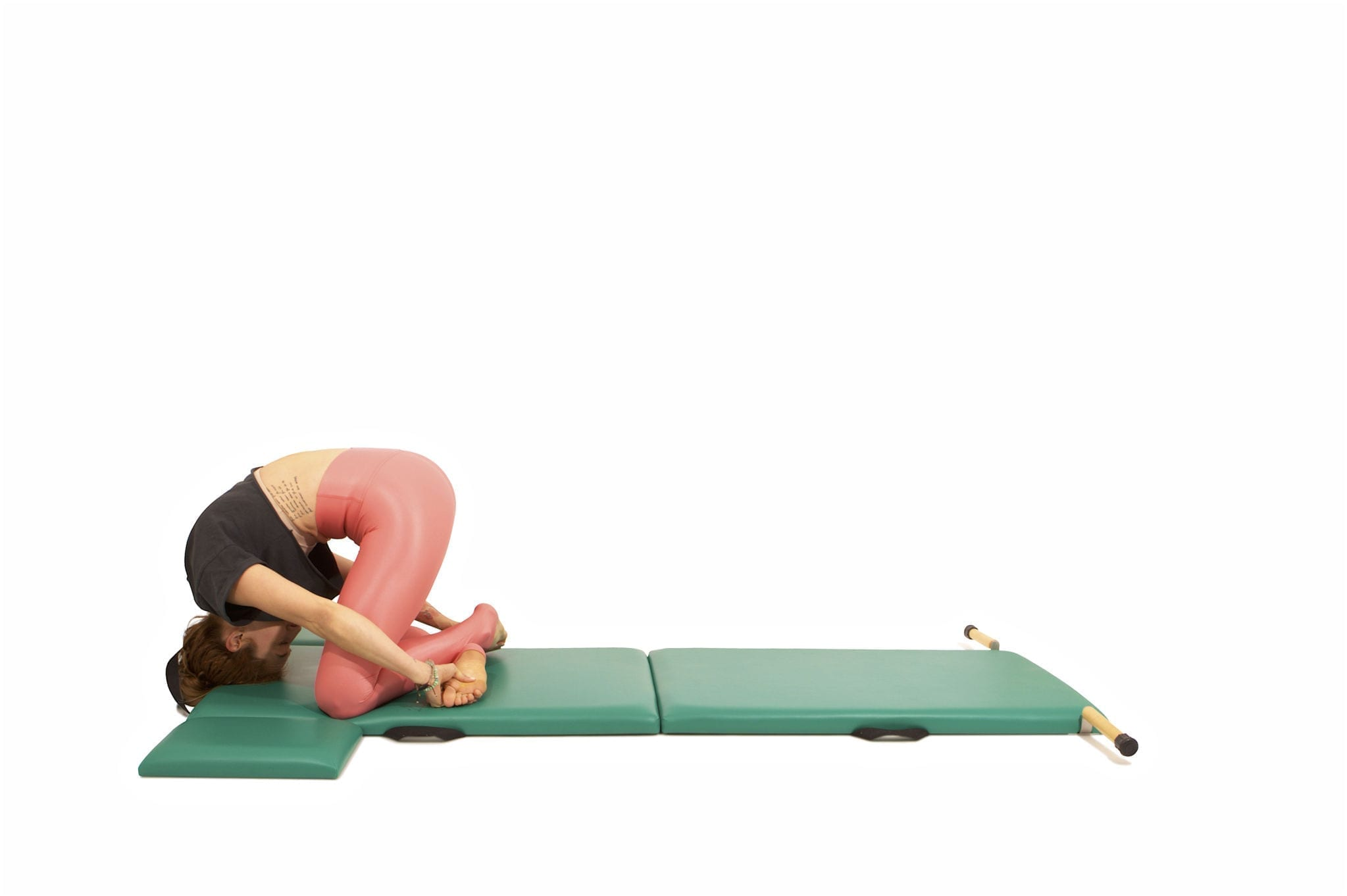 Crab on the Mat | Online Pilates Classes