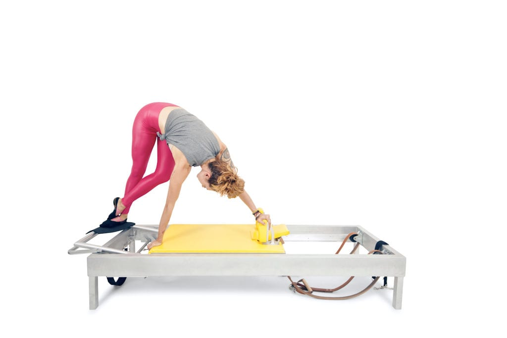 Snake and Twist on the Reformer | Online Pilates Classes