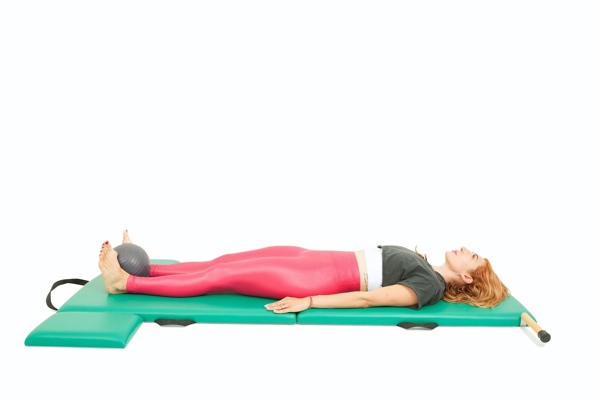 Roll Up with a Ball on the Mat | Online Pilates Classes