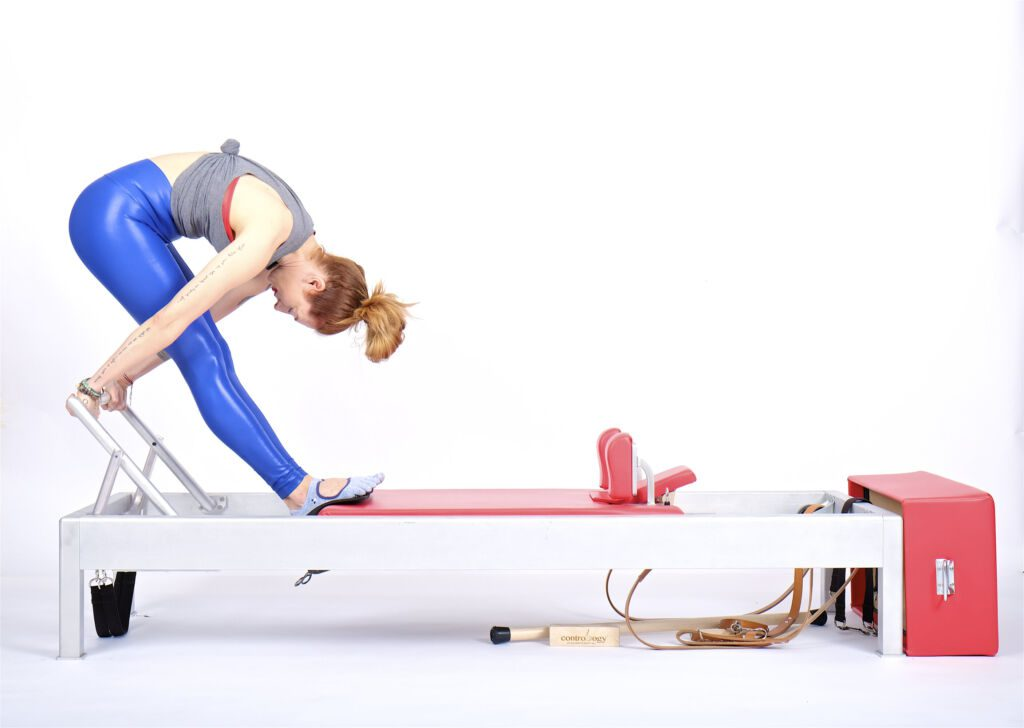 Tendon Stretch on the Reformer | Online Pilates Classes