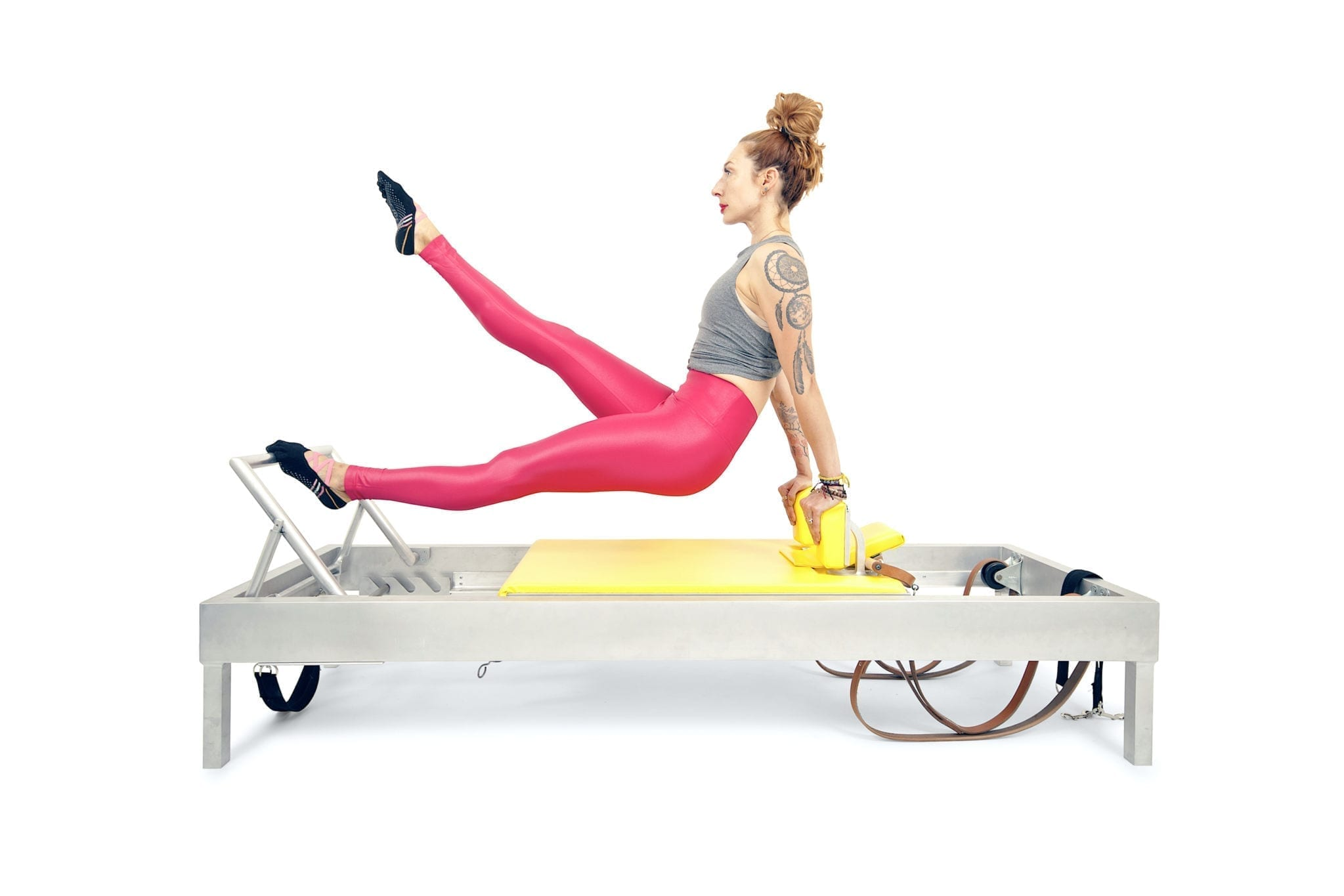 Control Balance Back on the Reformer | Online Pilates Classes