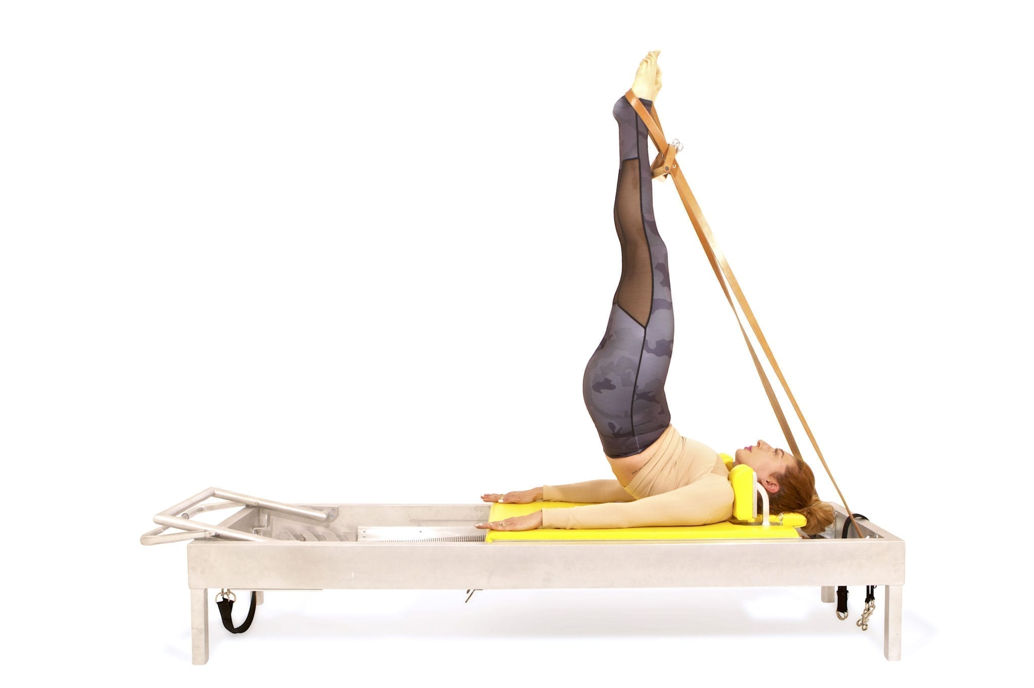High Frogs on the Reformer | Online Pilates Classes