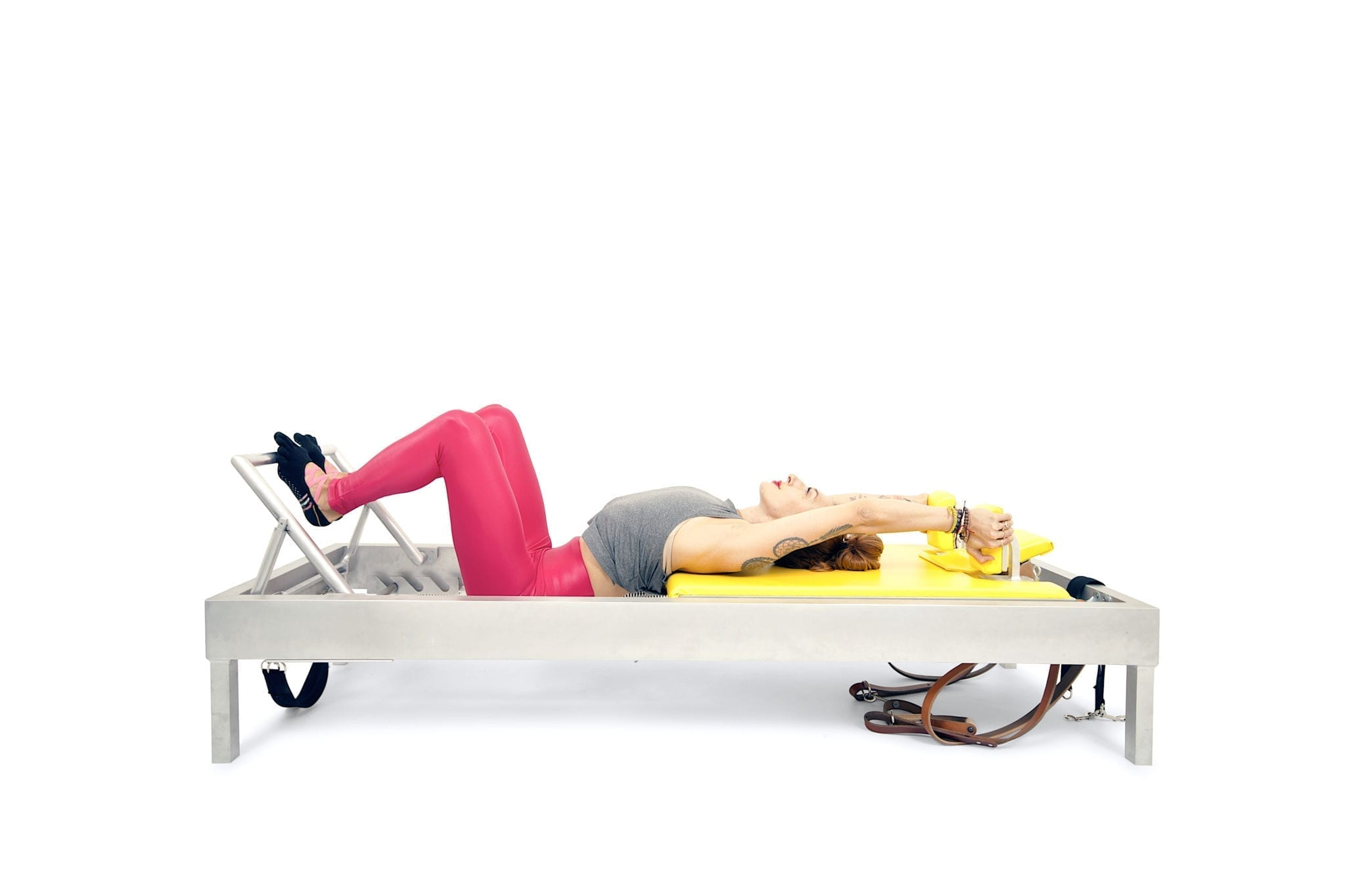 Semi Circle on the Reformer | Online Pilates Classes
