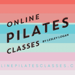 Online Pilates Classes Lips Logo Wallpaper v2