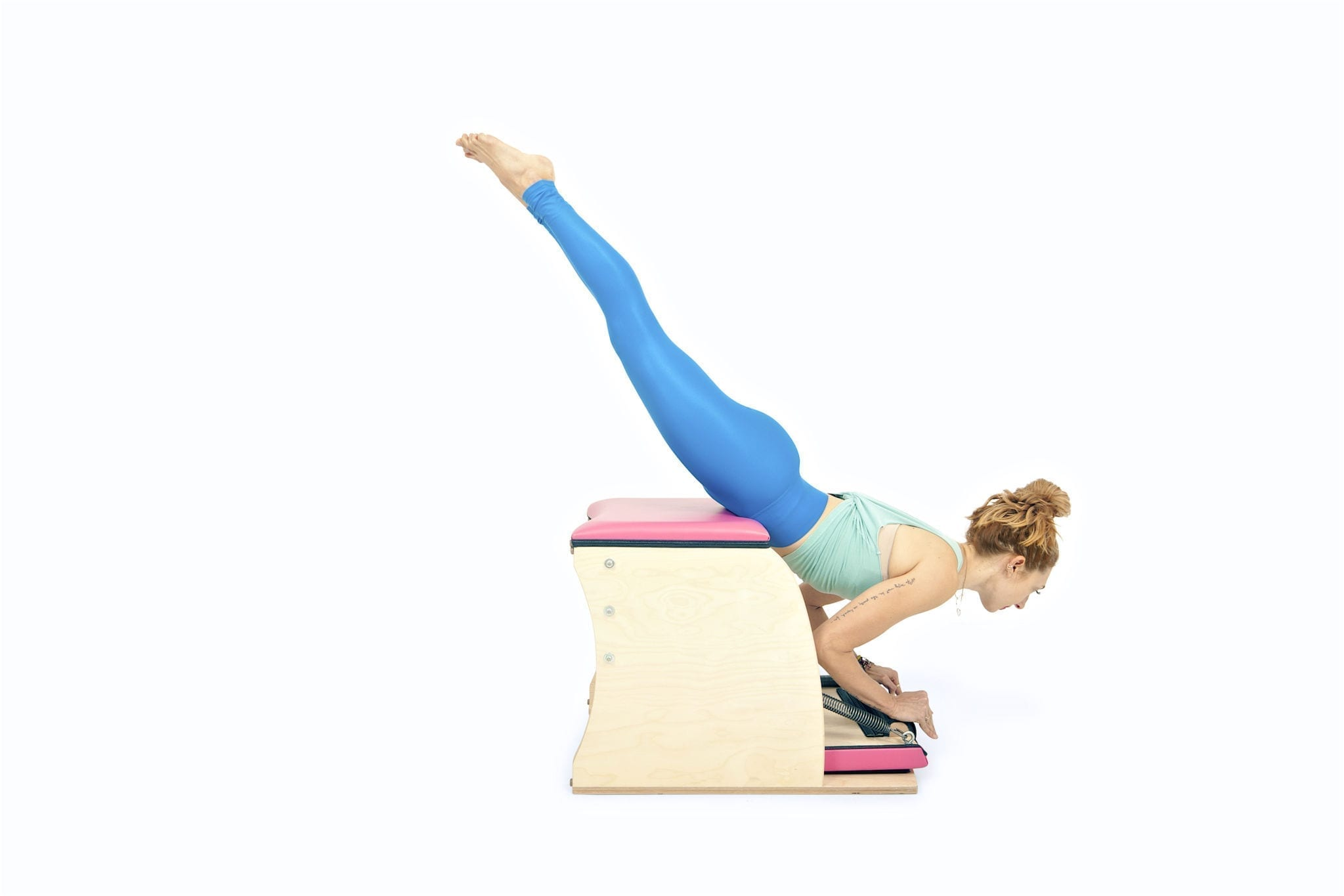 Swan Dive on the Wunda Chair | Online Pilates Classes