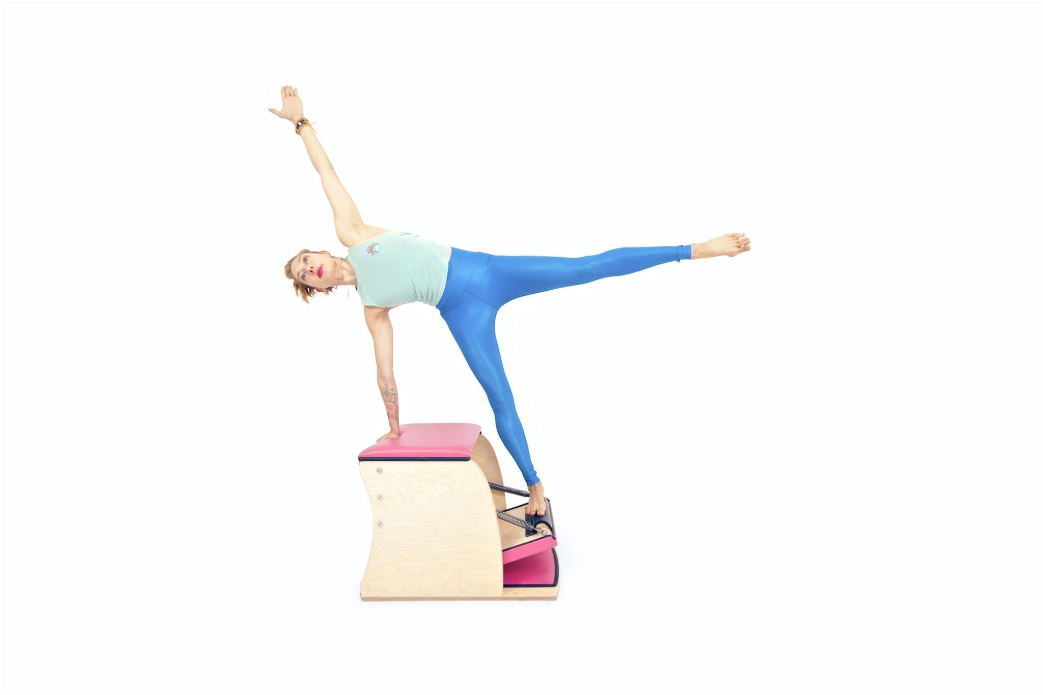 Star on the Wunda Chair | Online Pilates Classes