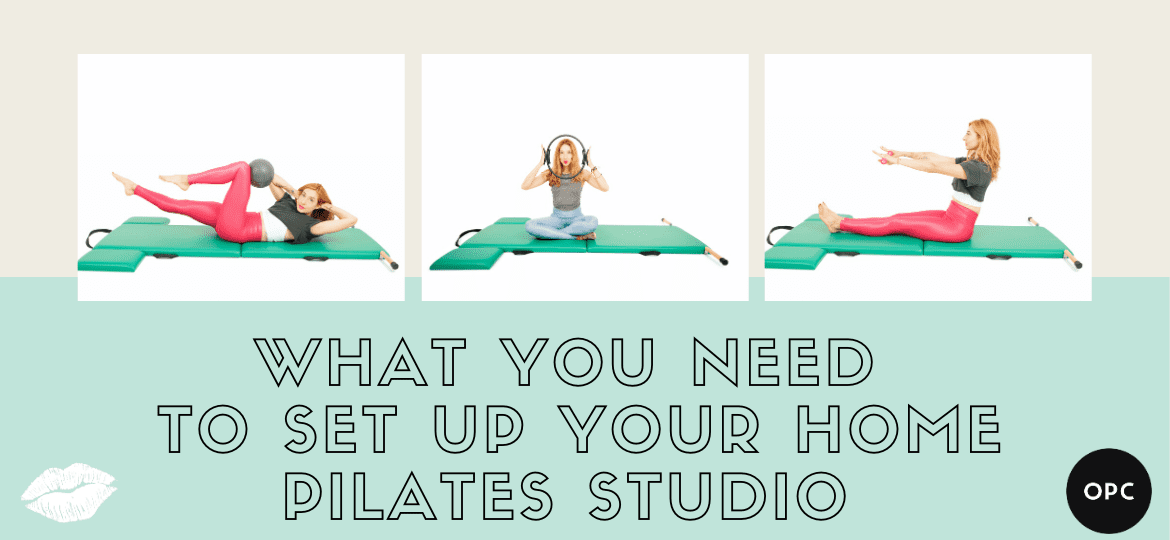 What you need to Set Up Your Home Pilates Studio | Online Pilates Classes