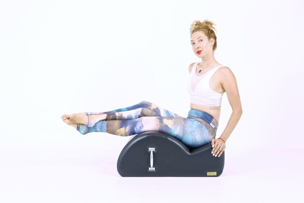 Abdominal Series 3 Variations on the Spine Corrector   Online Pilates Classes