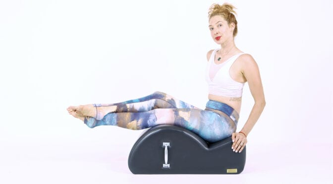 Abdominal Series 3 Variations on the Spine Corrector | Online Pilates Classes
