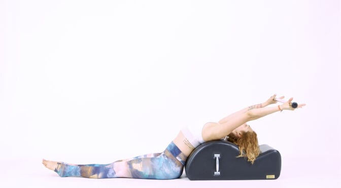 Training Your Backbend on the Spine Corrector | Online Pilates Classes