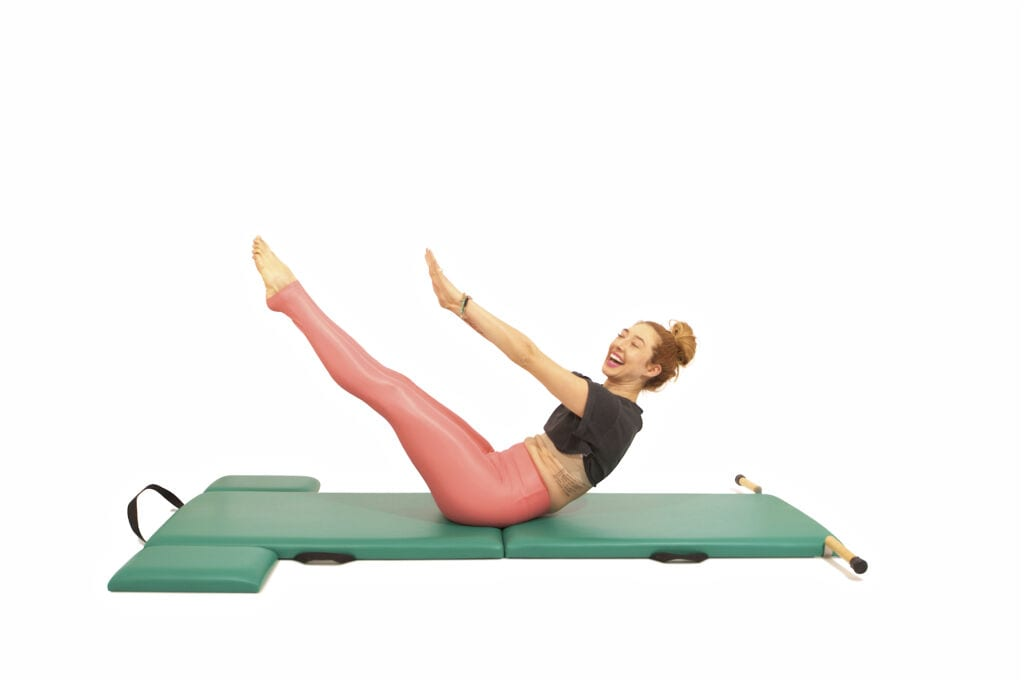 1 Rep Drill on the Mat | Online Pilates Classes