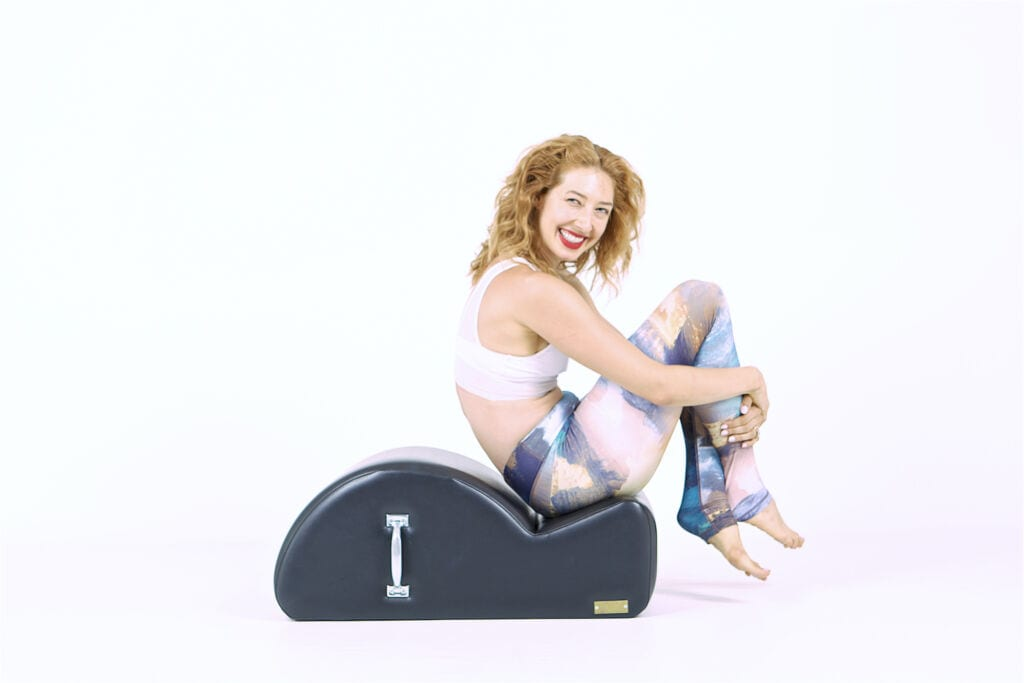 Short Box Series on the Spine Corrector   Online Pilates Classes