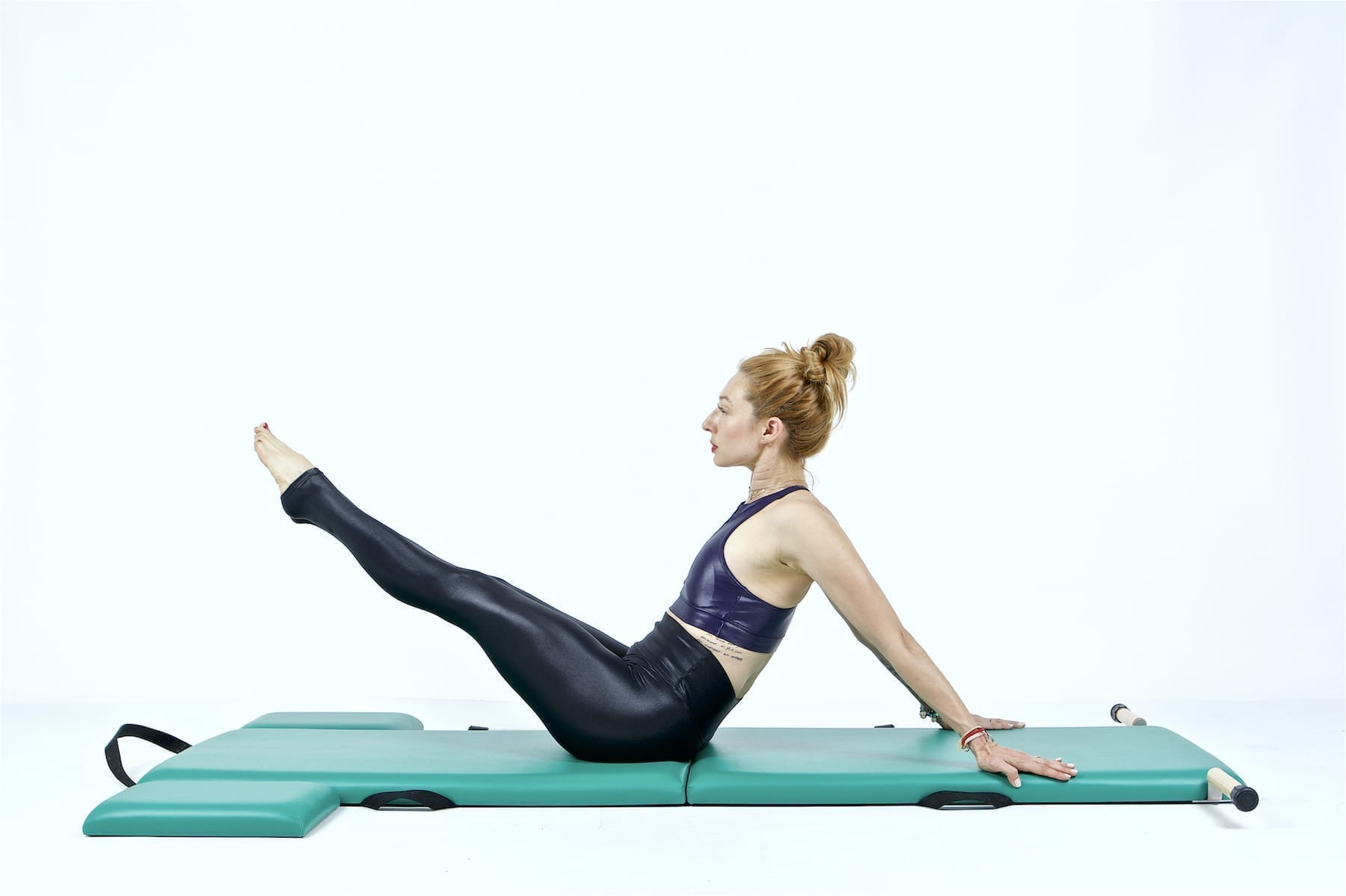 Transitions Between Exercises part 3 on the Mat | Online Pilates Classes