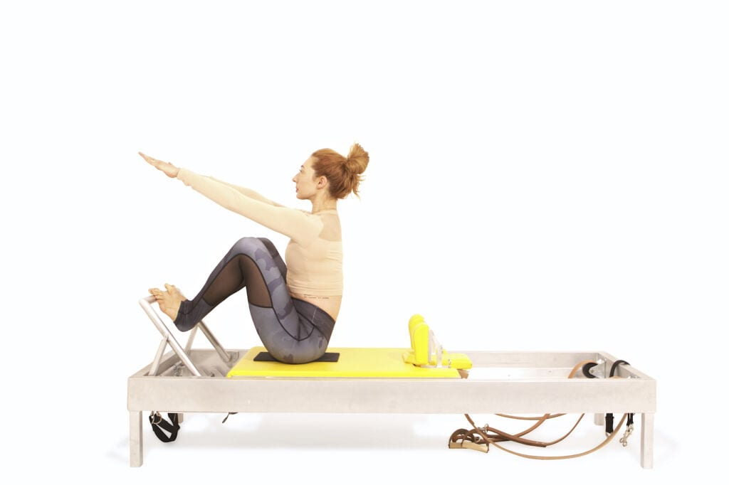 Stomach Massage Series on the Reformer | Online Pilates Classes