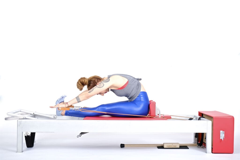 From the Hips (Rowing 4) on the Reformer | Online Pilates Classes