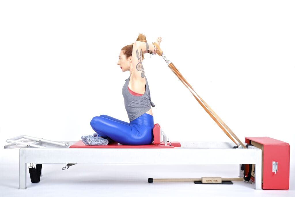Shave (Rowing 5) on the Reformer | Online Pilates Classes