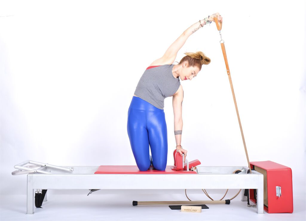 swakatee on the reformer | Online Pilates Classes